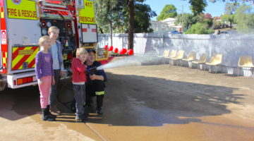 Fire Station Open Day Highlights Safety