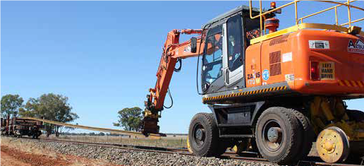 Inland Rail On Track With First Delivery