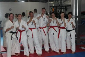ADULT RED BELTS