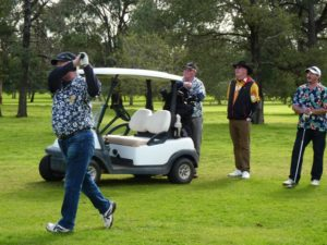 August Medal & Prostate Golf Day 011